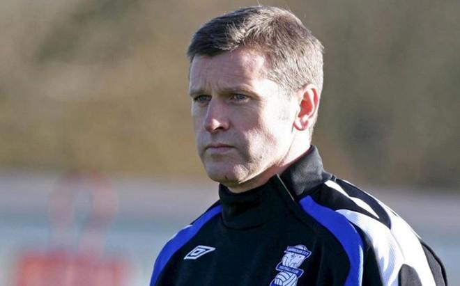 Eric Black, en una etapa anterior en el Aston Villa
