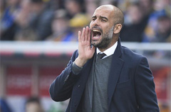 �For�a Pep, For�a Bayern!