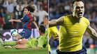Messi se viste de Maradona VS El Iniestazo