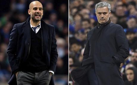 Guardiola y Mourinho se enfrentar�n ahora en la Premier... Y ser�n pr�cticamente vecinos