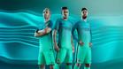El Bar�a presenta su tercera equipaci�n de la temporada 2016/17