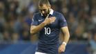 Karim Benzema sabrá este miércoles si puede volver con Francia