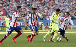 La Liga del Barça y del mejor Leo Messi