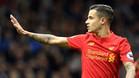 El Liverpool niega que pidiera 200 millones de euros por Coutinho