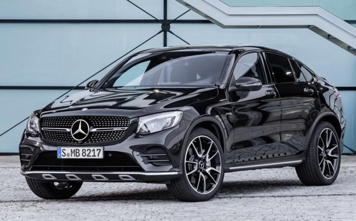 Mercedes-AMG GLC 43 4MATIC Coupé: Ágil y deportivo