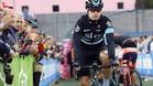 Mikel Landa tuvo que renunciar a correr la Vuelta por molestias en su cadera