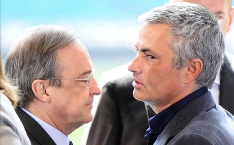 Mourinho ir� a la guerra contra el Madrid
