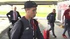 Nasri regresa de Croacia con el equipo