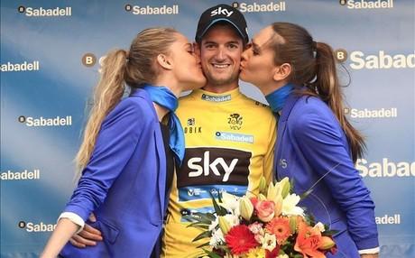 Poels ganar� este domingo la Vuelta a la Comunidad Valenciana