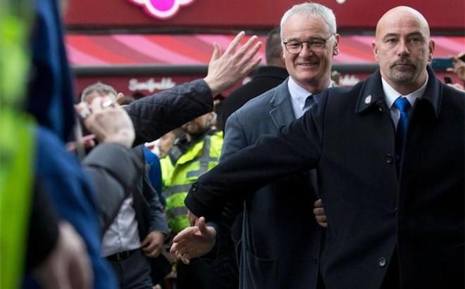 Ranieri explic� c�mo vivi� la consecuci�n del t�tulo