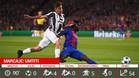 Samuel Umtiti impidió que Dybala se luciera en el Camp Nou