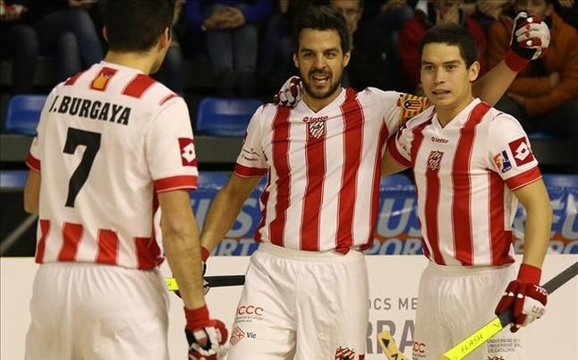 Un gol de oro emplaza al Vic con el Liceo en semifinales