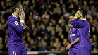 Vea los goles del Valencia - Real Madrid