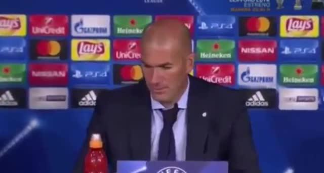 Zidane: Cristiano es el mejor del mundo