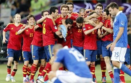 La prensa mundial alaba el juego de España