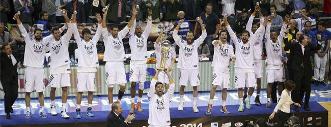 El Madrid se lleva una Copa al límite
