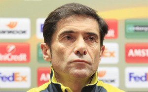 Marcelino cree que ante el Espanyol tendrán un partido complicado