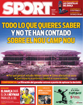 La portada de este jueves 10 de marzo