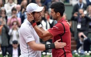 Andy Murray y Novak Djokovic son amigos desde que eran niños