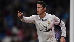 A James Rodríguez le siguen saliendo propuestas para jugar en la Premier League
