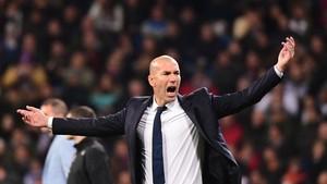 Zidane aportó casta