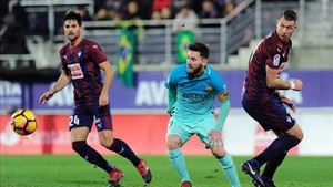 Messi sigue marcando