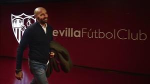 La brillante etapa de Monchi en el Sevilla está llegando a su final