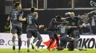 El Celta llegó a las semifinales de la Europa League por primera vez en su historia