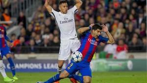Marquinhos fue protagonista en el pasado Barça - PSG