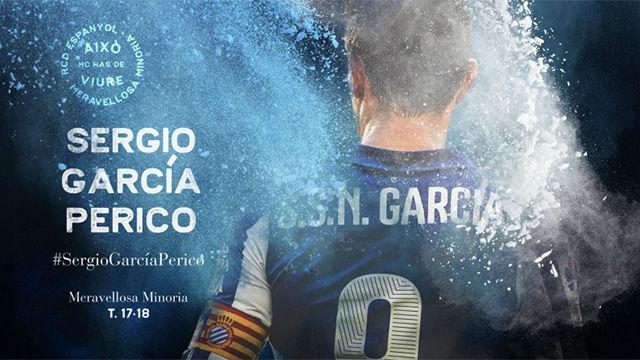 Sergio García vuelve al Espanyol