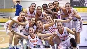 Las chicas de la selección sub20 mantienen su supremacía en el Eurobasket