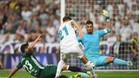 El Real Madrid se quedó sin marcar 512 después