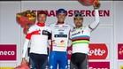 Movistar refuerza el liderazgo y Sagan supera a Nairo Quintana en el WorldTour