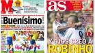 Robinho: De la sombra de Messi a la oscura prisión