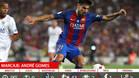 André Gomes mostró una buena adaptación al estilo de juego del Barça