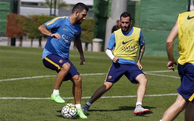 """Luis Enrique: """"Arda y Aleix jugar�n seguro contra el Espanyol"""""""