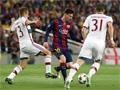 BARÇA, 3 - BAYERN, 0: Messi destroza al Bayern