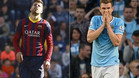 Bar�a y Manchester City: Todo o nada
