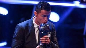 Cristiano Ronaldo ya tiene un nuevo busto
