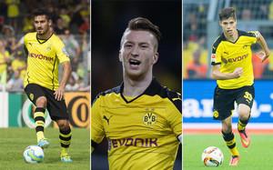 Gundogan, Reus y Weigl interesan al Barcelona
