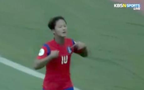 Lee fue decisivo para Corea