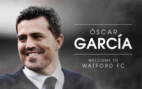 El Watford da la bienvenida a �scar Garcia