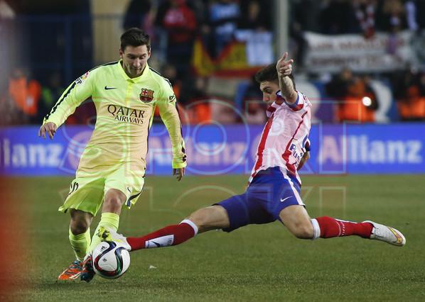 صور : مباراة أتليتيكو مدريد - برشلونة 2-3 ( 28-01-2015 )  1422483166355