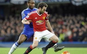 Juan Mata podría cambiar el Manchester por el Atlético