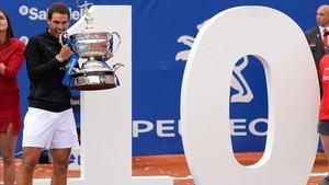 Nadal, satisfecho con su nivel de juego