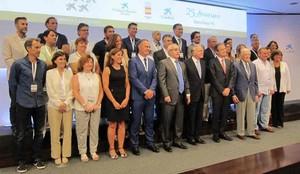CaixaBanc y el COE han reunido a los olímpicos de Barcelona92