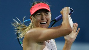 Sharapova se reserva para el US Open y se dio de baja en Cincinnati