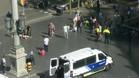 Más de una decena de muertos en el atropello en Barcelona. Sigue la información en directo