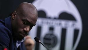 Kondogbia quiere seguir vinculado al Valencia cuando acabe su cesión