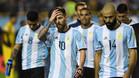 Argentina se juega el pase al Mundial ante Ecuador